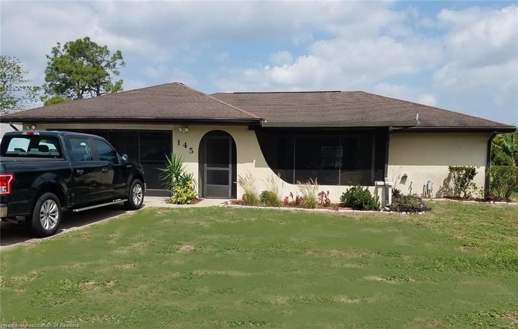 145 Lincoln Nw Road, Lake Placid, FL 33852