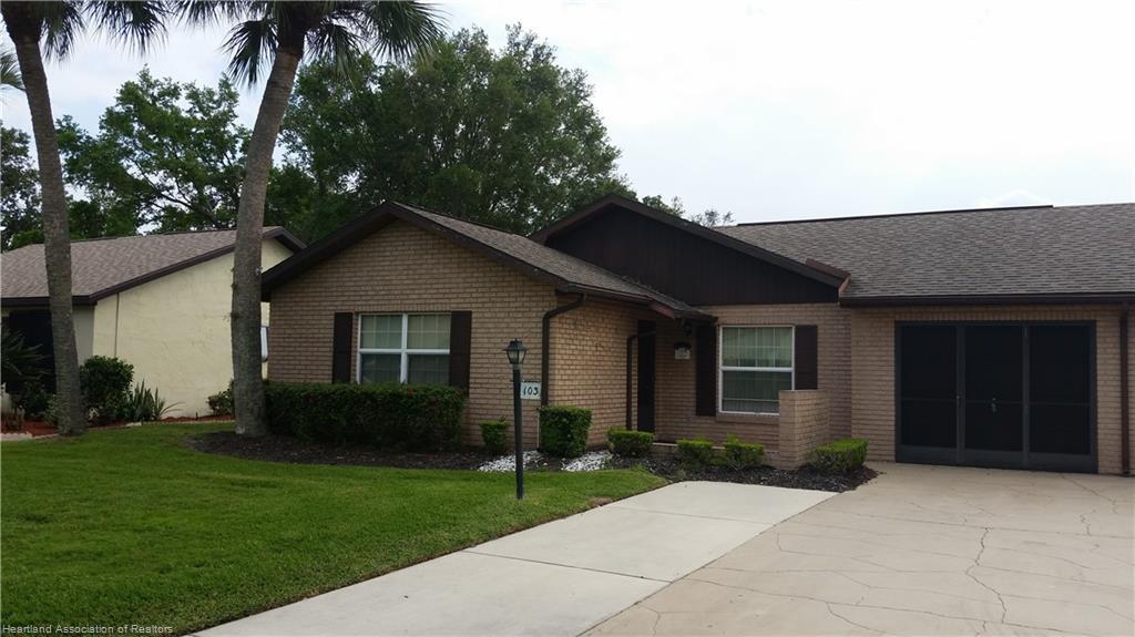 103 Jasmine Street, Lake Placid, FL 33852