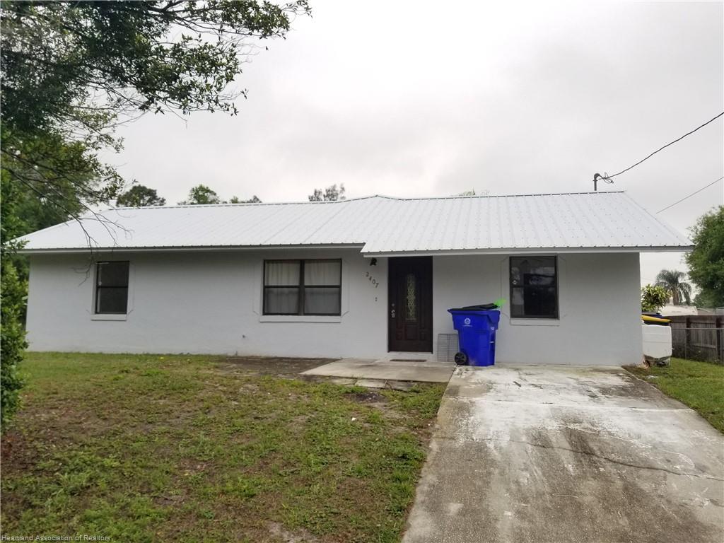 2407 King Drive, Sebring, FL 33870