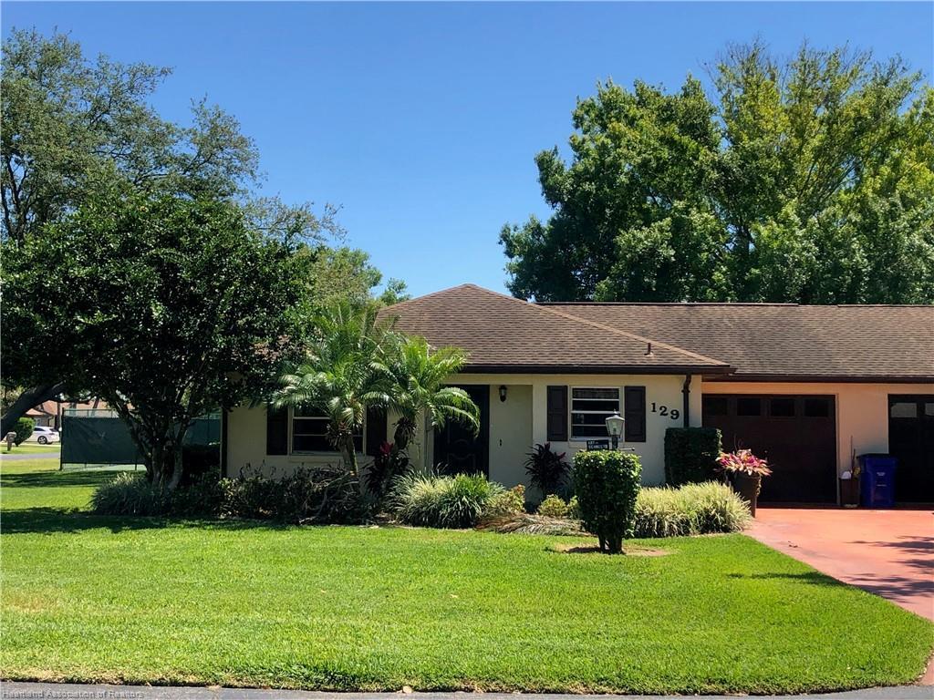 129 Parkview Circle, Lake Placid, FL 33852