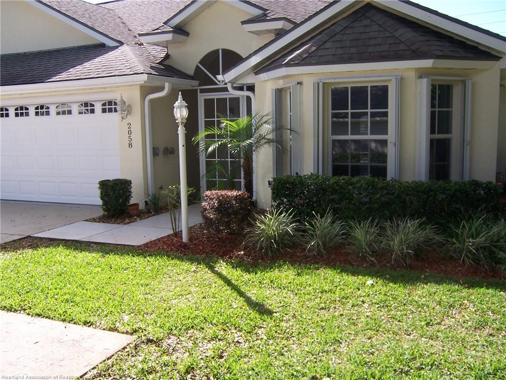 2058 Ashley Oaks Circle, Sebring, FL 33870
