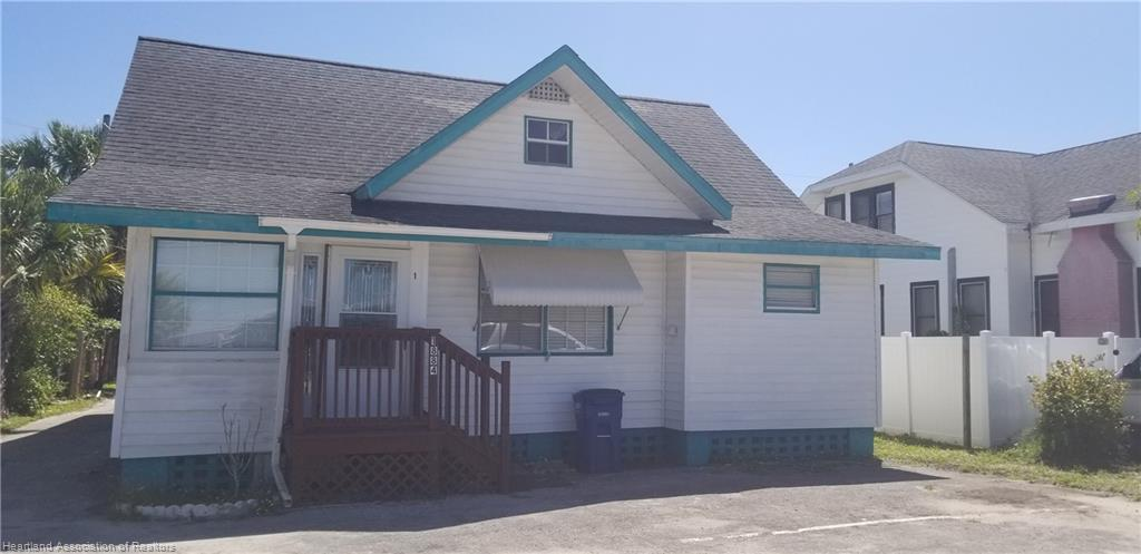1884 Lakeview #1 Drive, Sebring, FL 33870