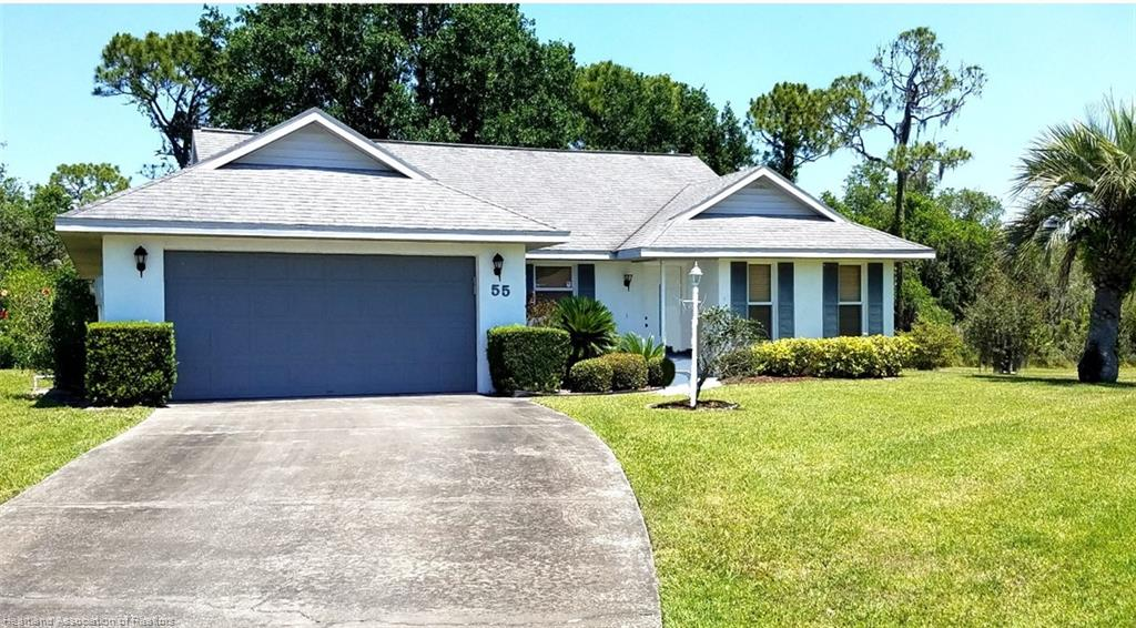 55 Quail Roost Road, Lake Placid, FL 33852