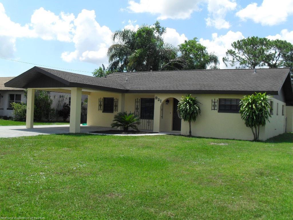 921 Shamrock Drive, Sebring, FL 33875