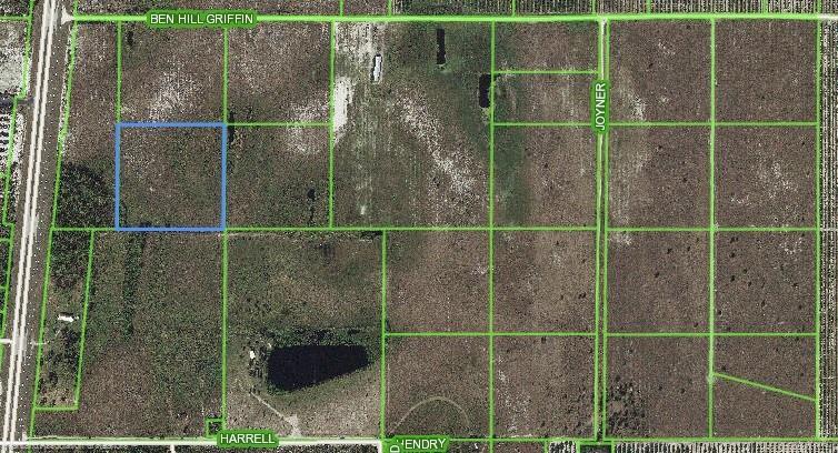 29 Ben Hill Griffin Road, Venus, FL 33960