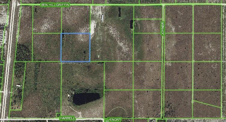 41 Ben Hill Griffin Road, Venus, FL 33960