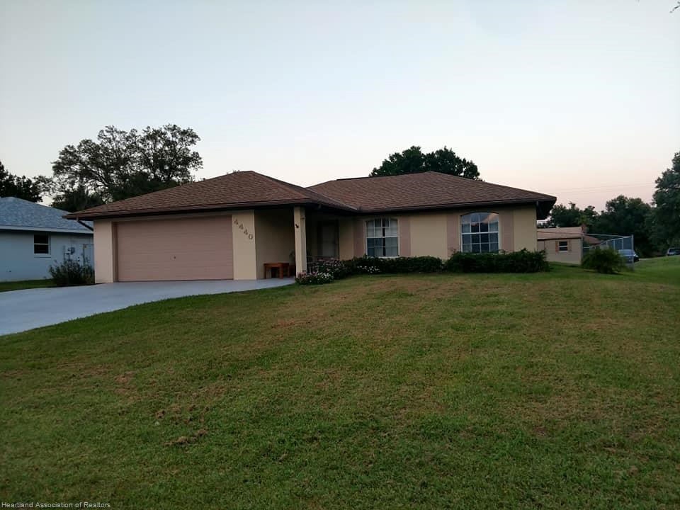 4440 Leaf Road, Sebring, FL 33875