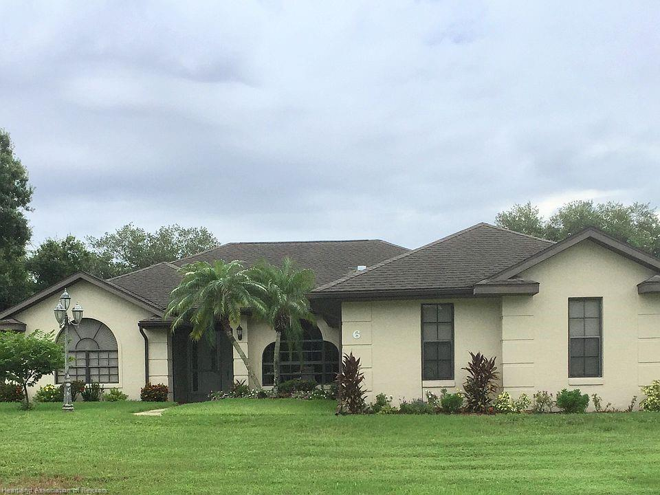 6 Meadowlake S Circle, Lake Placid, FL 33852