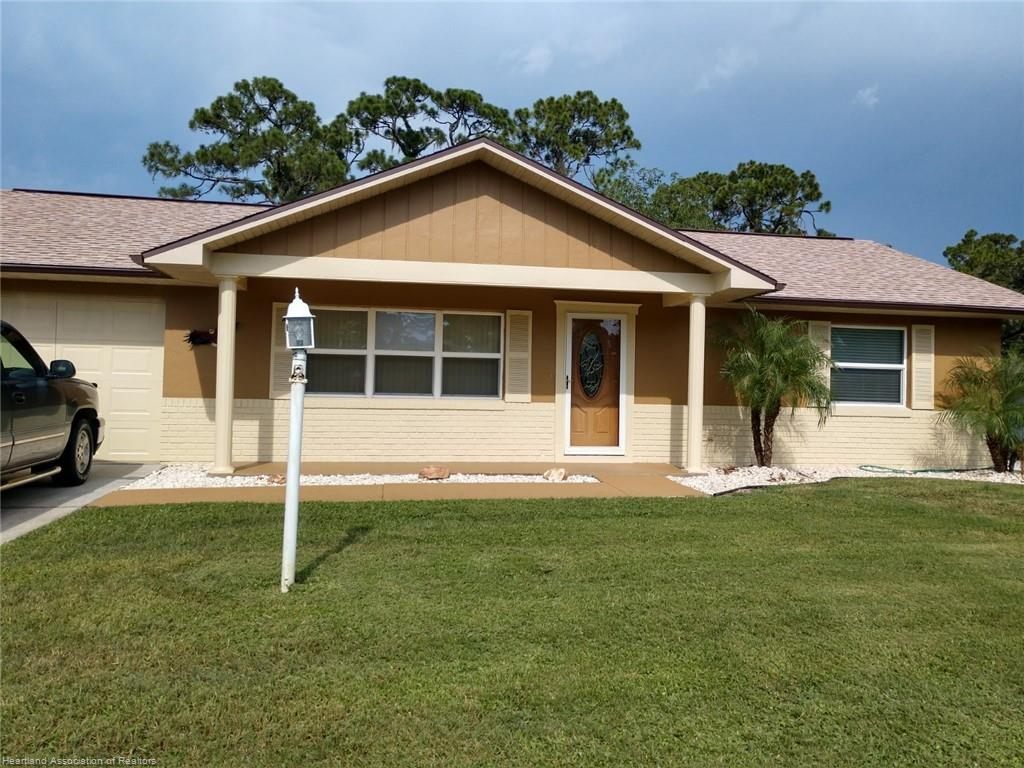 605 S Sun N Lakes Boulevard, Lake Placid, FL 33852