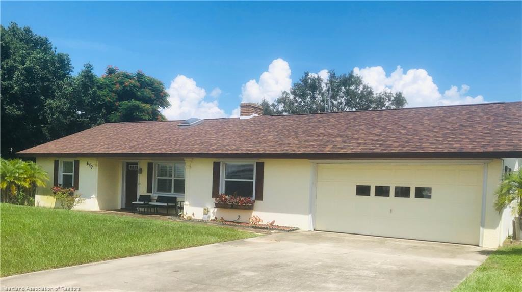 417 Maya Drive, Sebring, FL 33876