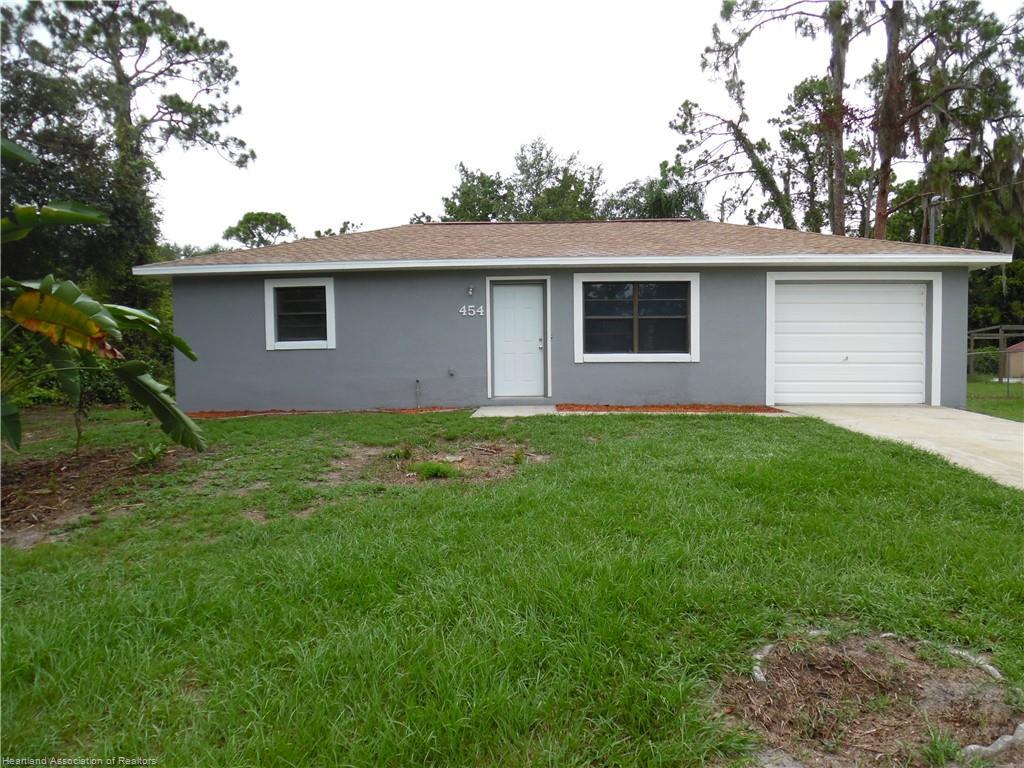 454 Bottlebrush Avenue, Lake Placid, FL 33852