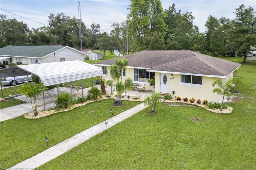 205 Washington Boulevard, Lake Placid, FL 33852