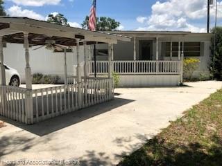 43 Boon Dock Road, Lorida, FL 33857