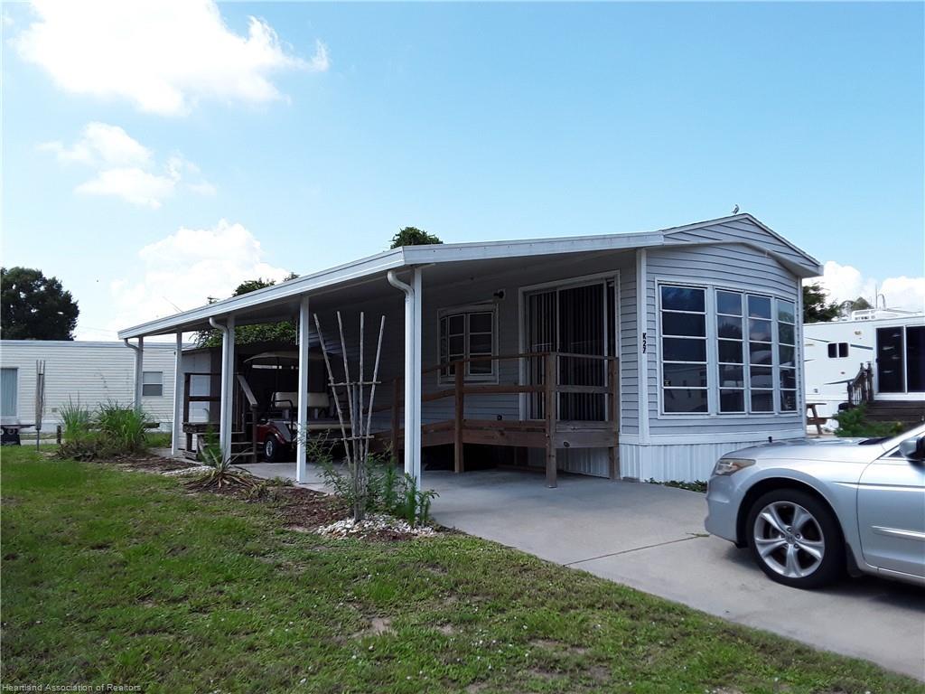 27 Hidden Cove, Lake Placid, FL 33852
