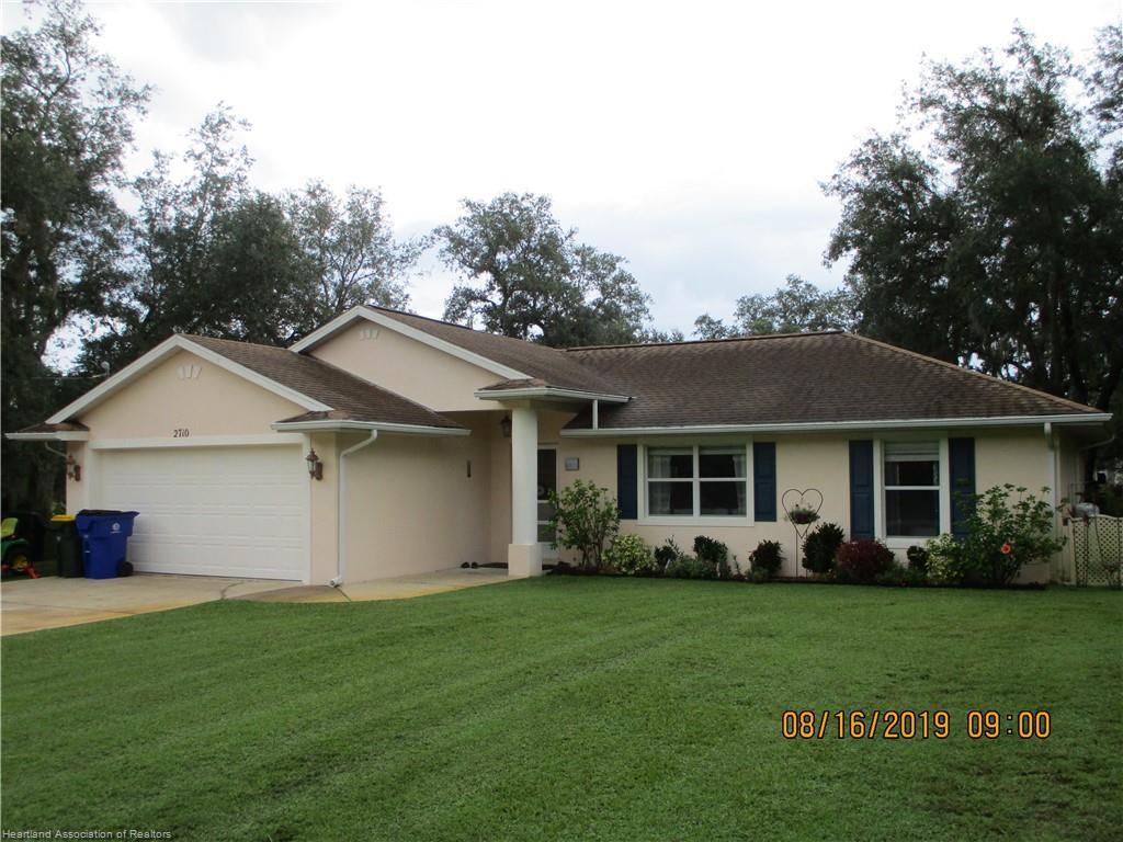 2710 N Camden Road, Avon Park, FL 33825