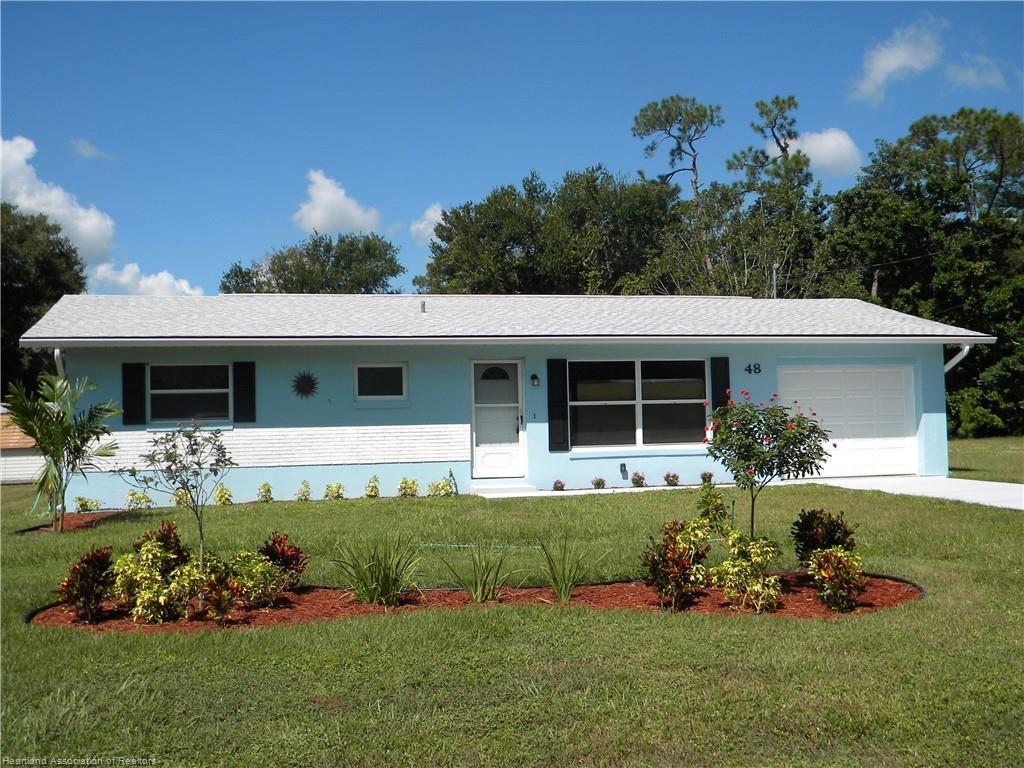 48 Cloverleaf Bypass, Lake Placid, FL 33852