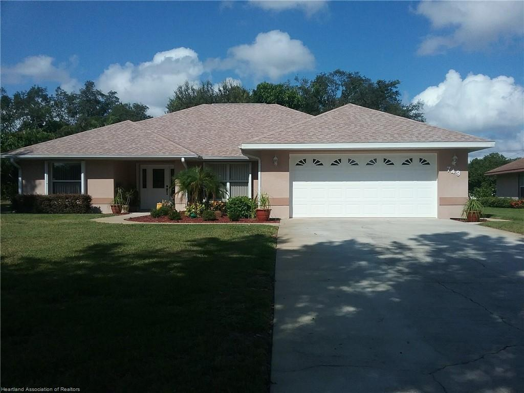 749 Placid Lakes Boulevard, Lake Placid, FL 33852