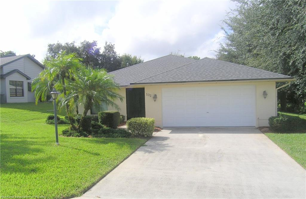 102 Grandview Boulevard, Lake Placid, FL 33852