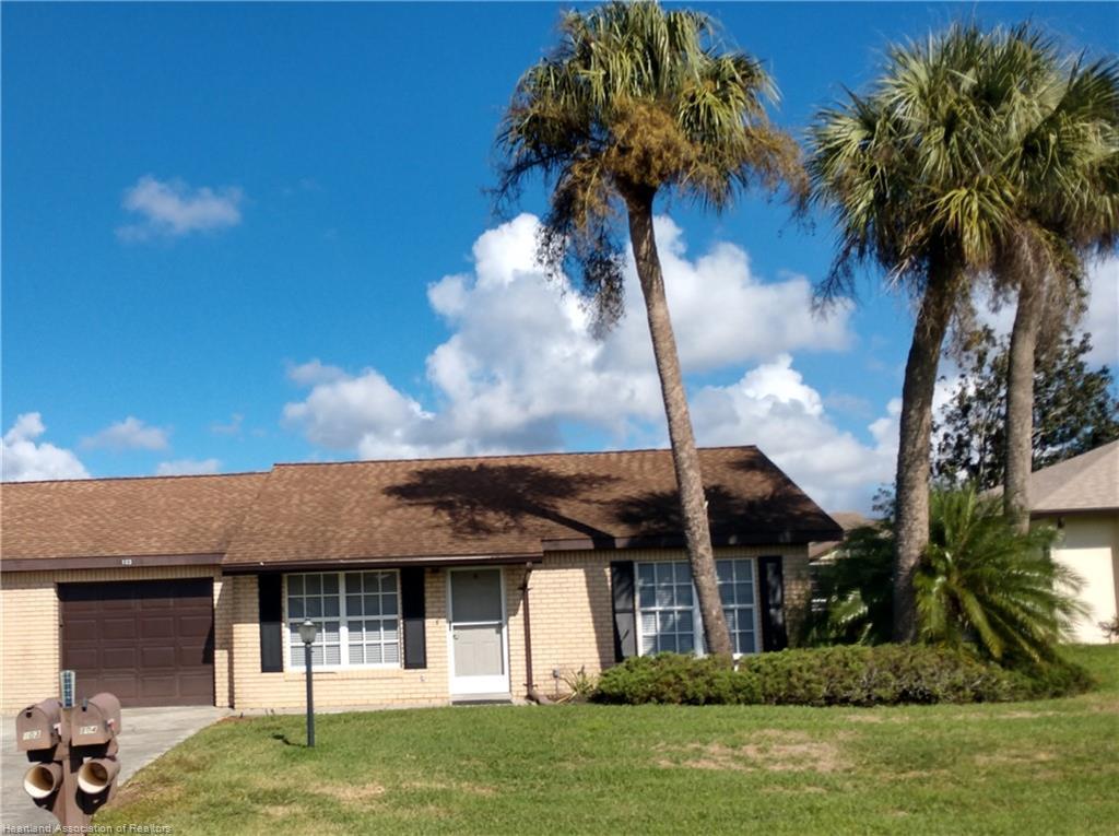 103 Edgewater S Drive, Lake Placid, FL 33852