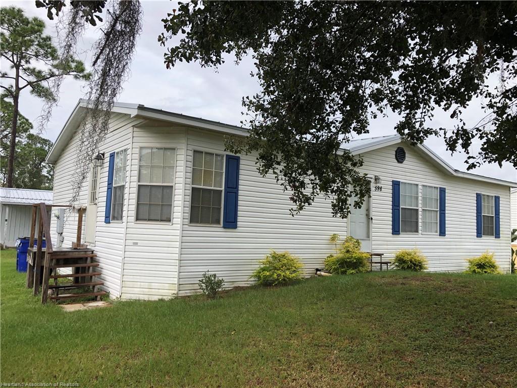 598 Max Avenue, Sebring, FL 33875