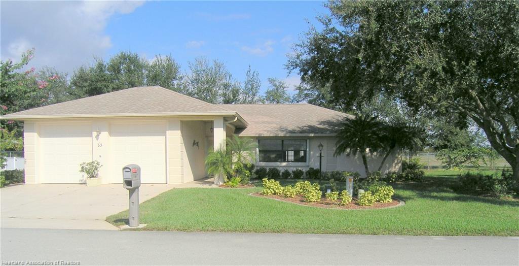 53 Grandview Boulevard, Lake Placid, FL 33852