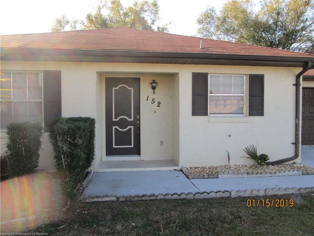 152 Parkview Circle, Lake Placid, FL 33852