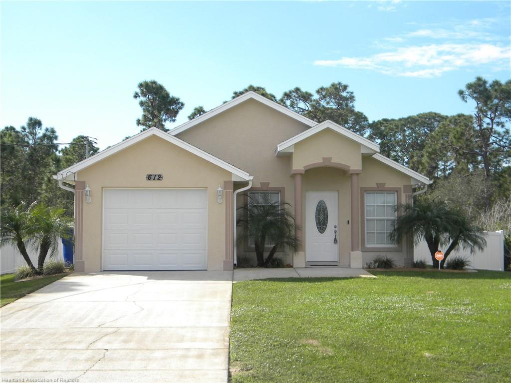 612 Washington Boulevard, Lake Placid, FL 33852