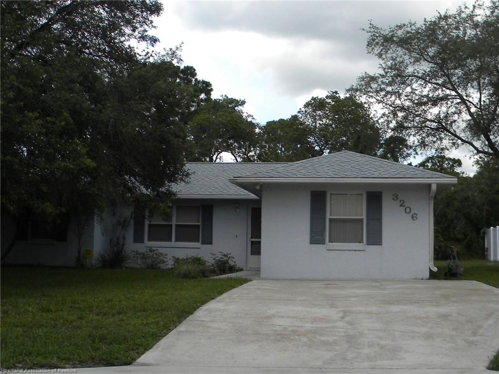 3206 Biris Avenue, Lake Placid, FL 33852