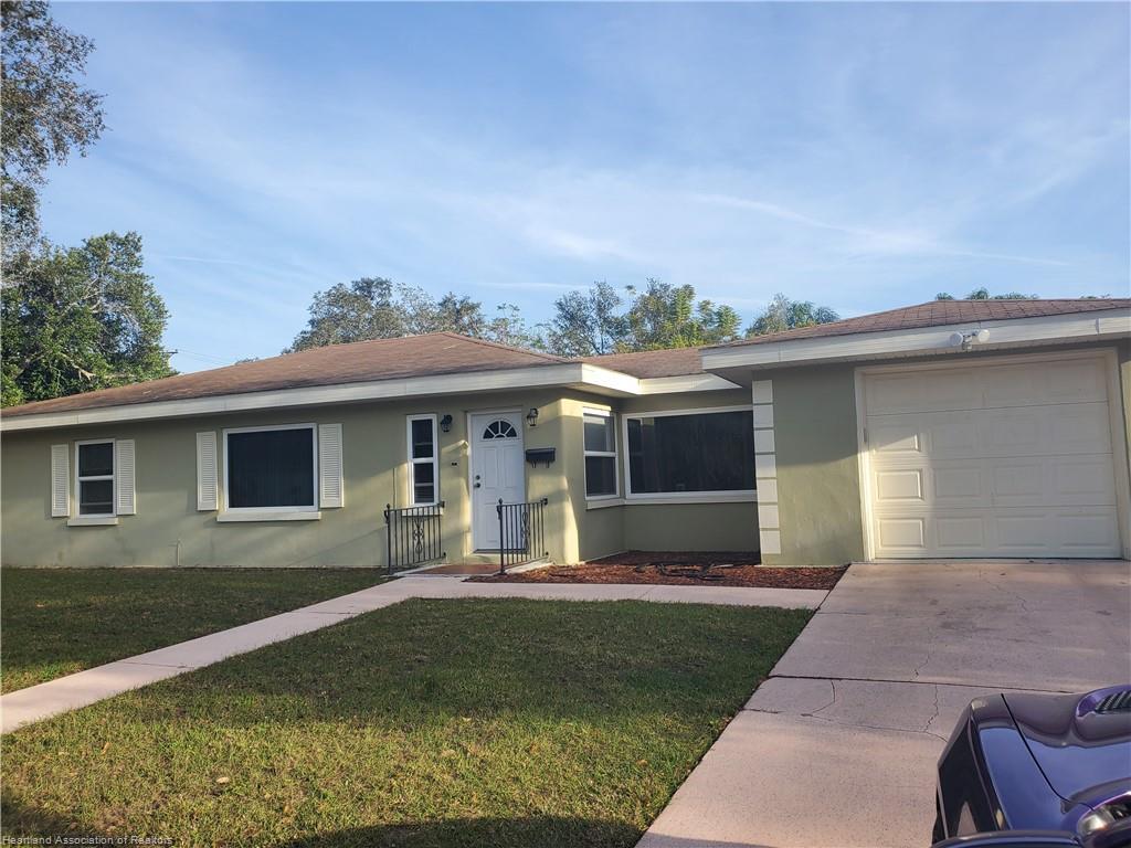 1311 Shontee Avenue, Sebring, FL 33870