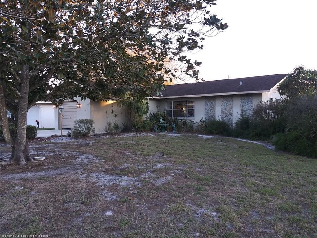 314 Sparrow Avenue, Sebring, FL 33870