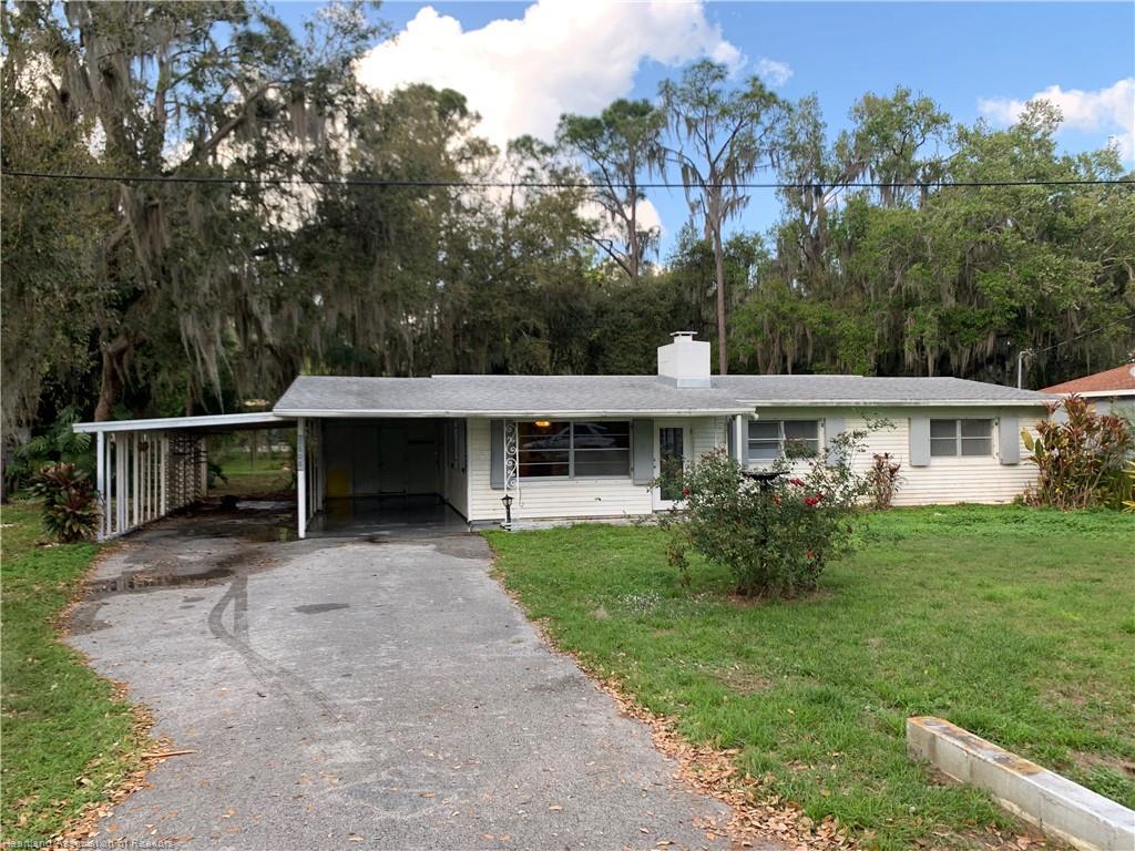 1608 Noble Fir Street, Lake Placid, FL 33852