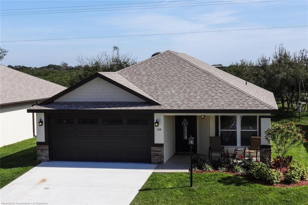 115 Woodside Drive, Lake Placid, FL 33852