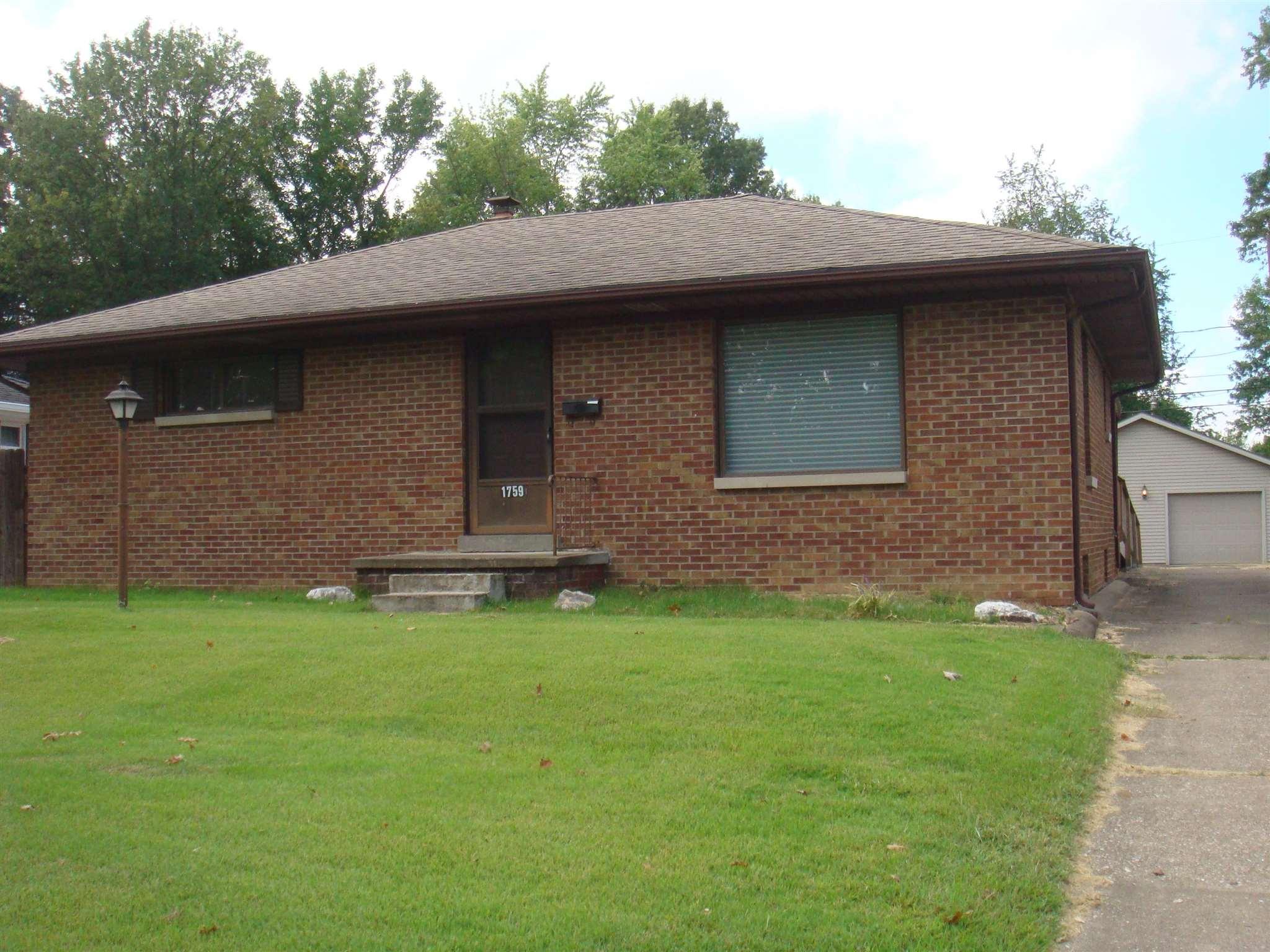 1759 S Kenmore Drive, Evansville, IN 47714