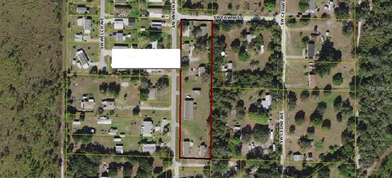 11278 Sw Crenshaw Ave, Arcadia, FL 34269