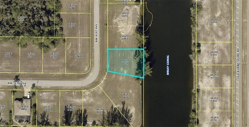 1627 Nw 41st Ave, Cape Coral, FL 33993