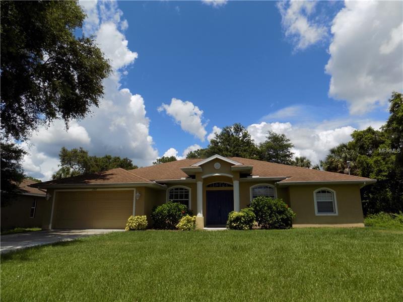 1262 Fitzgerald Rd, North Port, FL 34288