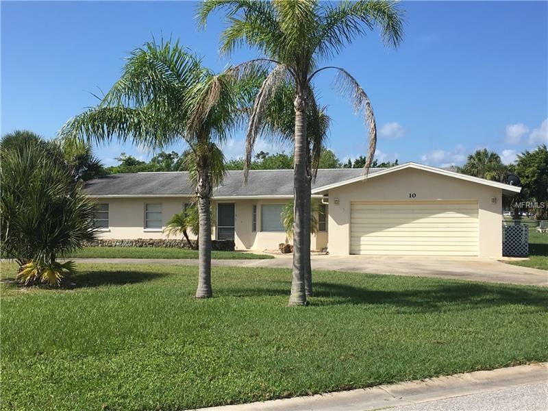 10 Golfview Ter, Rotonda West, FL 33947