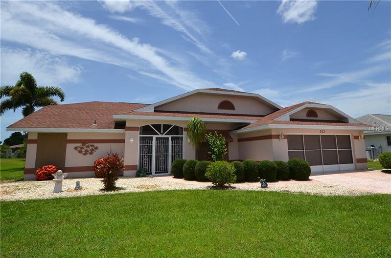 303 Paramaribo St, Punta Gorda, FL 33983