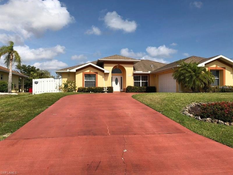 3829 Sw 17th Ave, Cape Coral, FL 33914