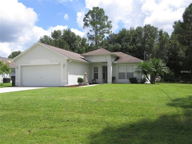3582 Clearfield St, North Port, FL 34286