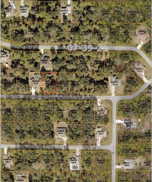 Grafton Rd, North Port, FL 34291