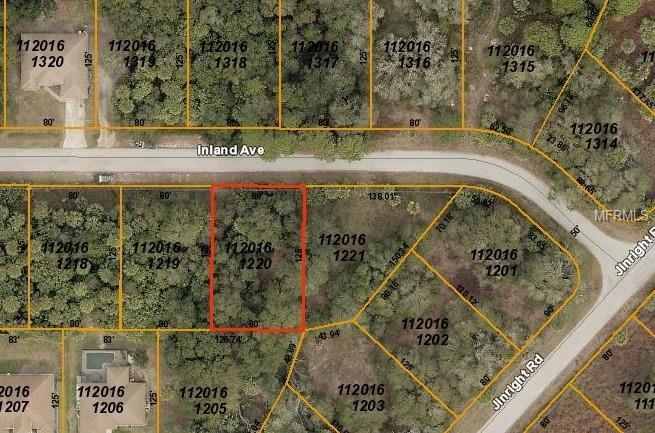 Inland Ave, North Port, FL 34288