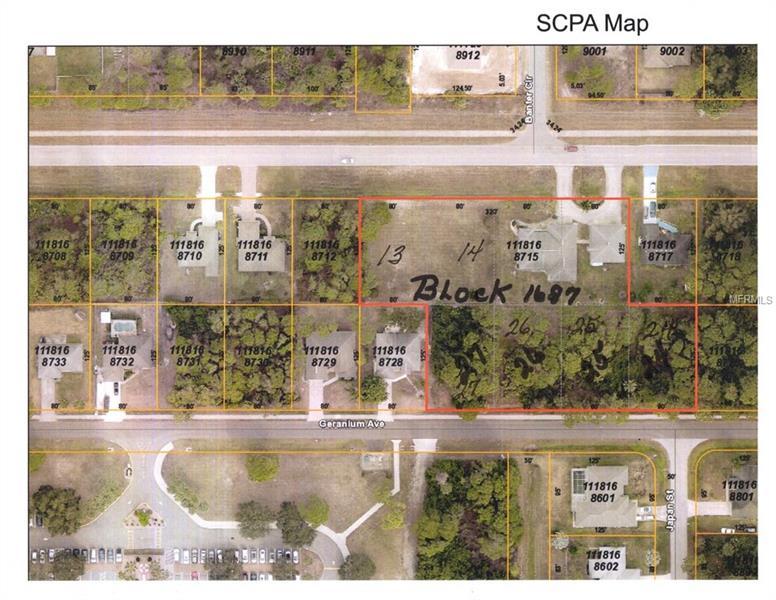 Geranium Ave, North Port, FL 34288