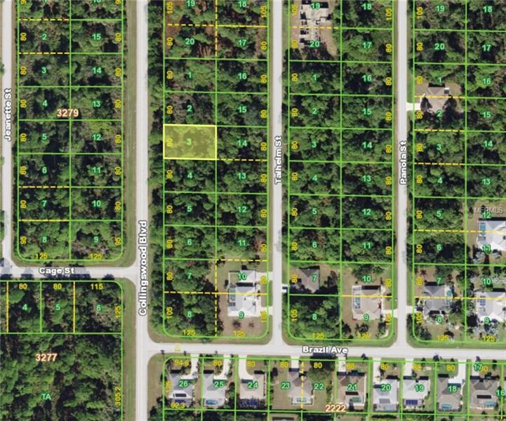 4194 Collingswood Blvd, Port Charlotte, FL 33948