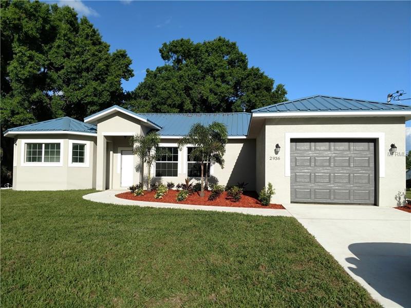 2936 Se Norman Ave, Arcadia, FL 34266