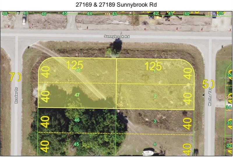 27169 & 27189 Sunnybrook Rd, Punta Gorda, FL 33983