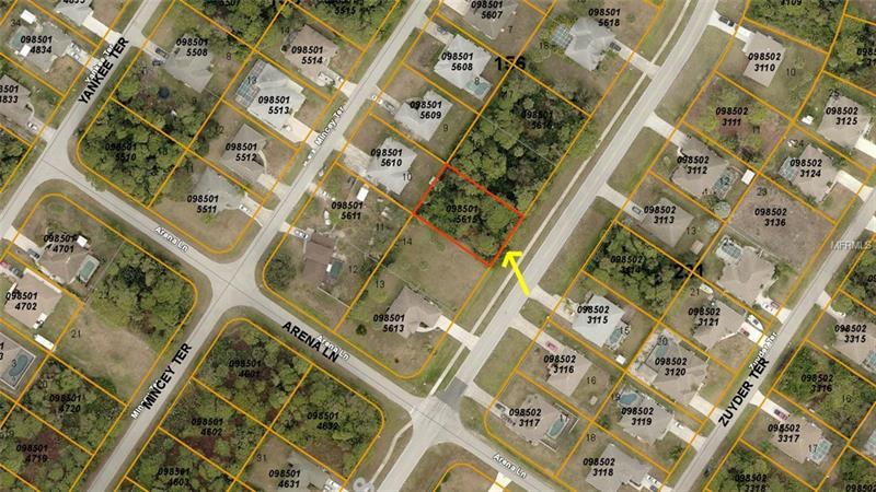 S Chamberlain Blvd, North Port, FL 34286