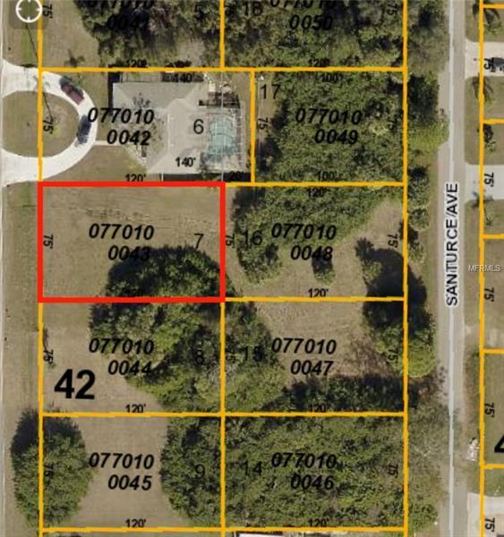 Ortiz Blvd, North Port, FL 34287