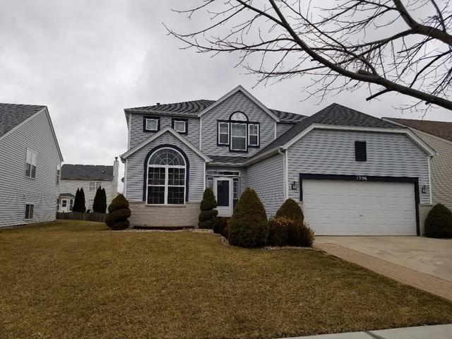 1596 Lavender Drive, Romeoville, IL 60446