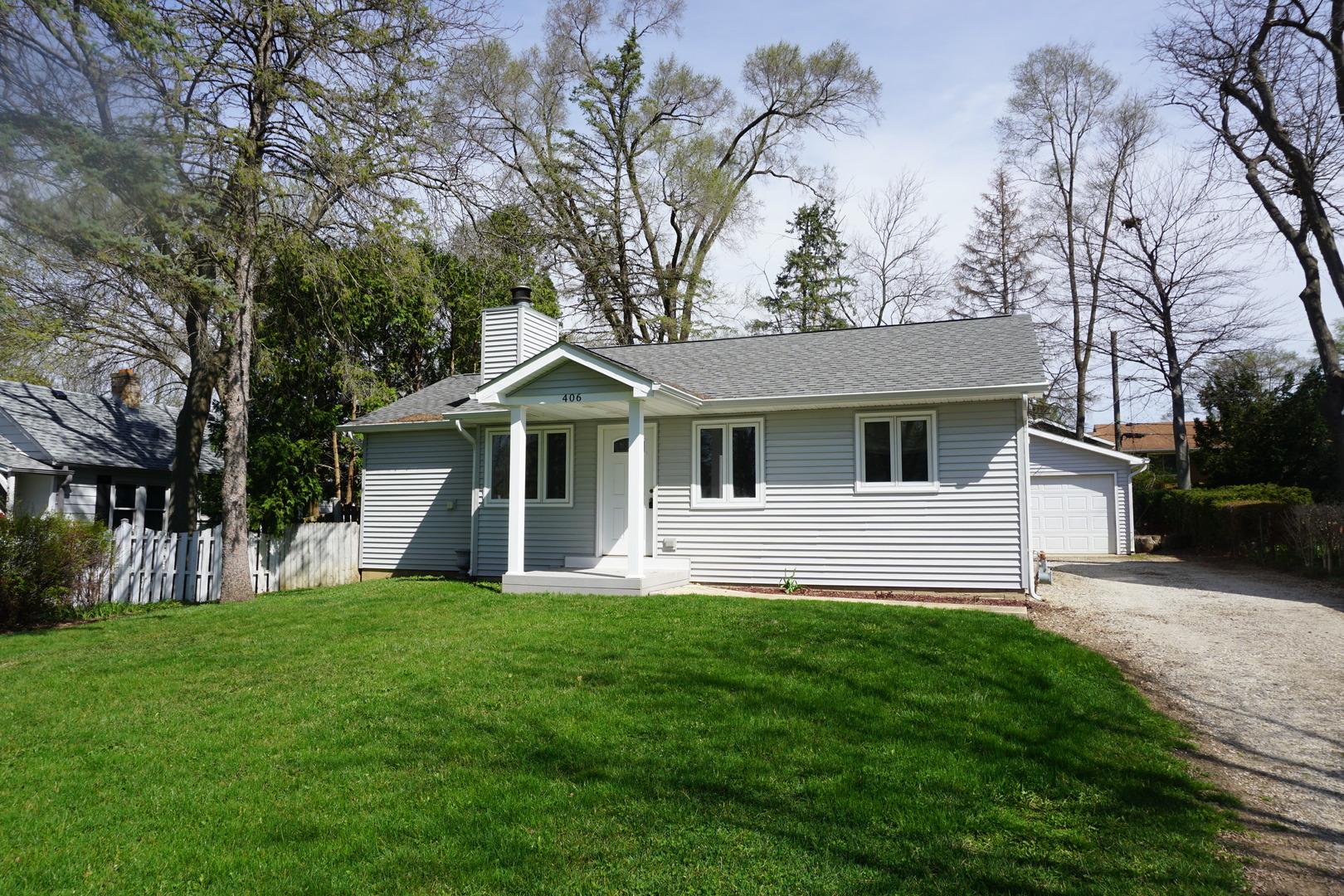 406 Woodbine Avenue, Island Lake, IL 60042